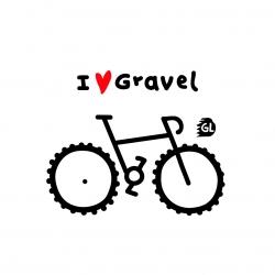 I love Gravel